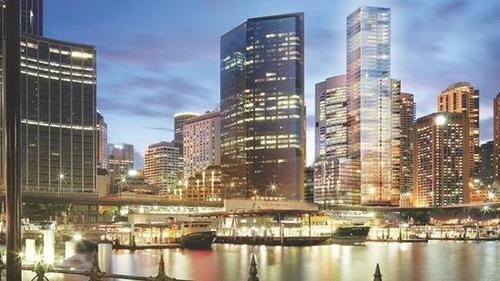 将要把它变成公寓楼,从该大楼能很好的俯瞰悉尼海港的风景.